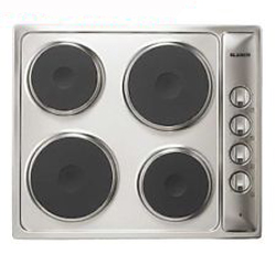 Blanco-BCER6X-60cm-Stainless-Steel-Electric-cooktop
