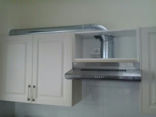 Awesome Rangehood Ducting Installation
